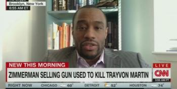 Marc Lamont Hill: Zimmerman Selling Gun Like O.J. Selling Steak Knives