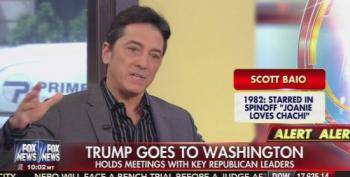 Scott Baio: I'm Out Of The Republican Party