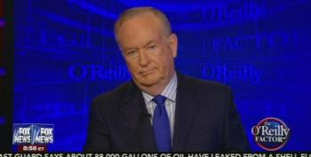 Bill O'Reilly Throws Down: 'Mr. Zimmerman's Action Is Despicable.