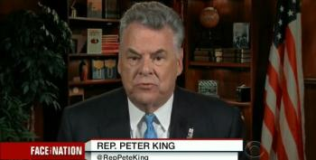Peter King: Women Will Vote For Trump If They're Worried About Their Kids Being Killed By Terrorists