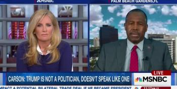 Carson: Women Who Spoke Out About Trump 'Just Want To Be In The Limelight'