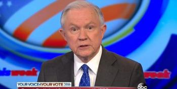 Jeff Sessions: Pulling Troops Out Of Iraq Greatest Political Error Of The 21st Century