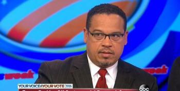 Keith Ellison QOTD On Trump: 'He's Not Even Sincere About His Own Bigotry'