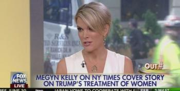 Megyn Kelly: NY Times Article Not A 'Hit Piece' On  Trump  And Women