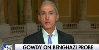 Trey Gowdy Admits One Of The GOP's Main Conspiracy Theories Fueling Benghazi Is False