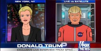 Megyn Kelly Interviews Donald Trump