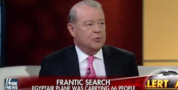 Stuart Varney Horrifically Uses Egypt Plane Crash To Benefit Trump