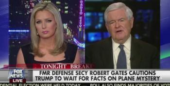 Newt Gingrich Wants To Impose 'Sharia' Test For TSA Workers