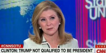 Marsha Blackburn: Ronald Reagan Would Have To 'Tee Up' A Bill Clinton Economy