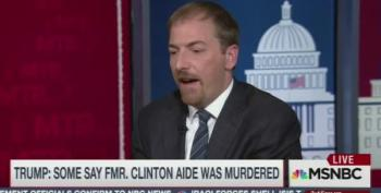 Chuck Todd: Does Hillary Clinton Need To Explain 'Why She Forgave Her Husband?'