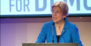 Elizabeth Warren: Trump Is 'A Small Insecure Money Grubber'