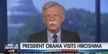 John Bolton Praises A-Bombs Dropped On Japan
