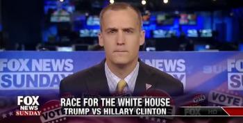 Corey Lewandowski Does Not Deny Trump Campaign Offices Are Bugged