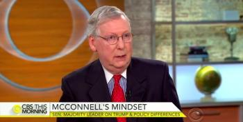 Mitch McConnell To Trump: Winning White House Requires More Than Entertaining People