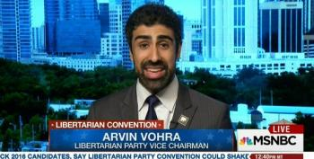 Libertarian Vice Chair: Eliminating College Subsidies Will Bring Over Sanders Supporters