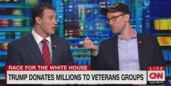 Former Navy Seal Defends Trump By Saying He'd Commit War Crimes To Make America Great Again