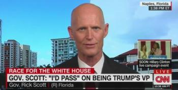 Is Gov. 'Gollum' Rick Scott In The GOP Veepstakes?