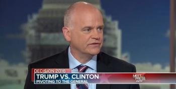 Ron Fournier Clutches His Pearls Over Distrust In Government