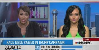 Katrina Pierson Defends Trump's Racism