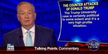 Bill O'Reilly Wants Judge Curiel To Recuse Himself For Appearances Only