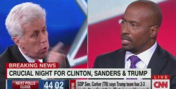 Jeffrey Lord Destroys Another CNN Segment On Racism