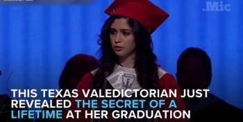 Undocumented Valedictorian