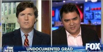 Jose Antonio Vargas Takes On Tucker Carlson For Accusing Dreamers Of Giving Government The Finger