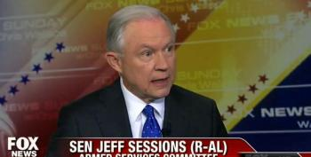 Jeff Sessions Fearmongers Over Possibility Of More Terrorist Attacks