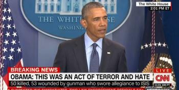 President Obama On Orlando Attack: This Was An Act Of Terror And Hate