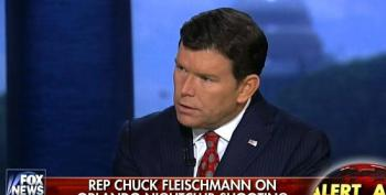 Bret Baier Prods Guest For More Finger-Pointing At Muslims After Orlando Attack