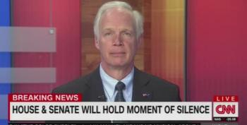 Sen. Ron Johnson Defends AR-15 By Saying Bombs Kill A Lot Of People Too