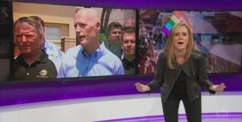 Samantha Bee Goes Off On Gov. Rick Scott Over Orlando Mass Murder
