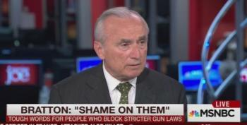 NYC Police Commissioner Blasts Congress: 'They Prostitute Themselves In Front Of The NRA'
