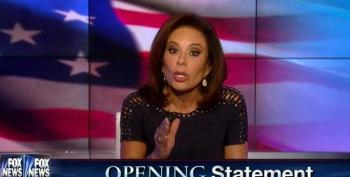 Fox's 'Judge' Jeanine Tells All The Ammosexuals To Run Out And Buy More Guns