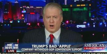 Trump Supporter Wayne Allyn Root Calls For Apple Boycott Over RNC/Trump Snub