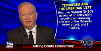 O'Reilly Refuses To Apologize To Rep. Clyburn – Because Black On Black Crime In Chicago