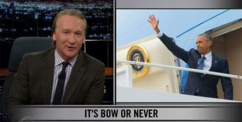 Bill Maher: President Obama Should Go On An American Apology Tour