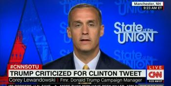 UPDATED: On CNN, Lewandowski Defends Antisemitic Meme Sourced To Neo-Nazi Site