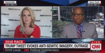 CNN Commentator Errol Louis Destroys Trump For 'Playing Footsie' With Extremists