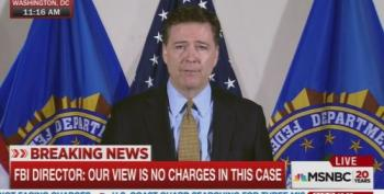 James Comey: 'No Reasonable Prosecutor Would Bring Such A Case.'