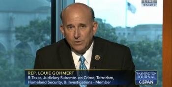 Louie Gohmert: Biggest Mistake Bush Made Was Not Responding To Critics