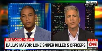 CNN Gives Former Rep. Joe Walsh Air Time To Defend His Racist Twitter Tirade