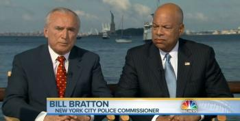 NYPD Commissioner Explains Why He Turned Down Trump Request For Cop Photo Op