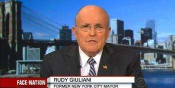 Rudy Giuliani Tells Black Parents To 'Teach Your Children To Be Respectful To The Police'