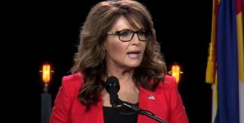Sarah Palin: Media Must 'Quit Claiming' Black Lives Matter Protesters 'Are People'
