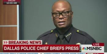 Dallas Police Chief Destroys Open Carry Gun Laws: 'We Don't Know Who's The Shooter'