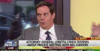 Bill Hemmer Promotes Loretta Lynch Conspiracy Theory Involving Bill Clinton