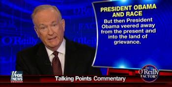Bill O'Reilly Gripes That Obama's Speech 'Veered Into The Land Of Grievance'