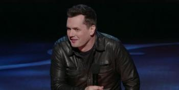 Jim Jefferies Cautions On Trump: 'Don't Be The A**hole, America'