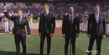 'All Lives Matter' Inserted Into Canadian National Anthem At MLB All-Star Game